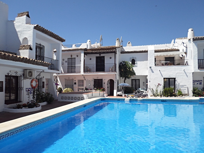 Nerja holiday apartments Nueva nerja