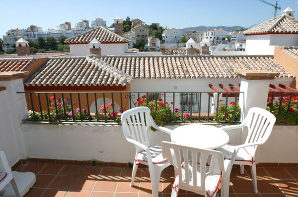 Aljamar Nerja holiday apartments