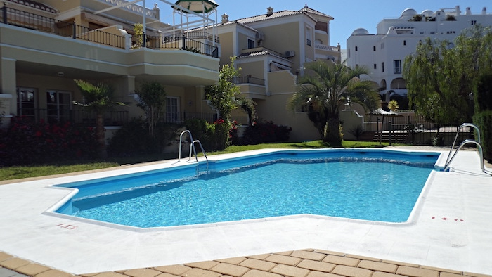 Nerja holiday apartments Jardines de Burriana