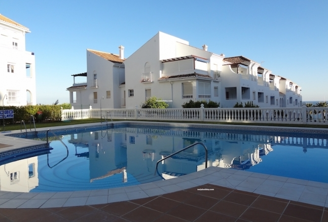 Las Fuentes 1F, 2 bed. Apartment