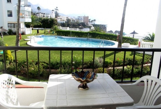 Las Palmeras 10, 2 bed. Apartment