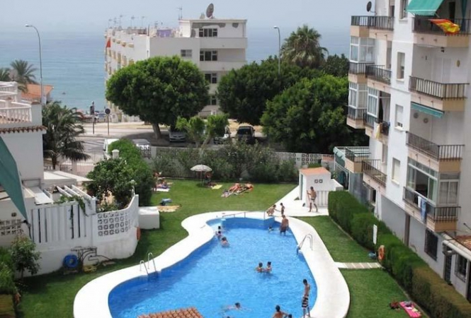 Albaida II-6-I, 1 bed. Apartment