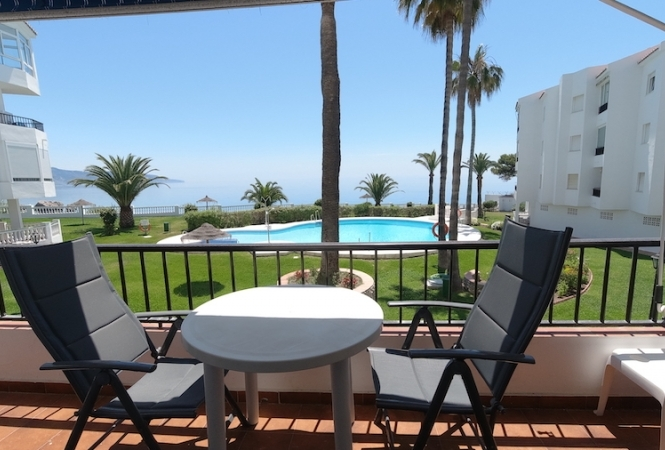 Las Palmeras 53, 2 bed. Apartment