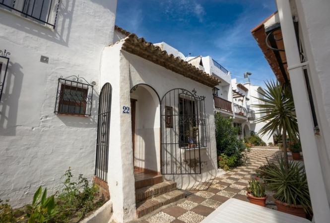 Nueva Nerja 22, one bed. house