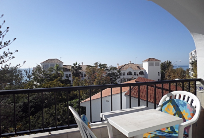 Las Palmeras 31, 2 bed. Apartment