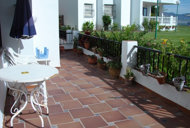 Las Palmeras 47, 2 bed. Apartment