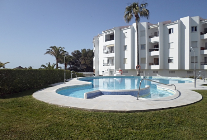 Las Palmeras 6, 2 bed. Apartment