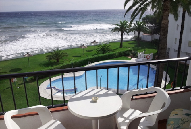 Las Palmeras 72, 1 bed. Apartment